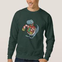 T. Rex Christmas Sweater Shirt