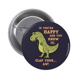 T-Rex Clap II Button