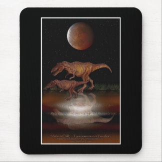 T-REX Collection Mouse Pad