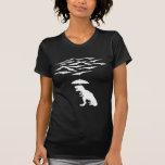 T-Rex contra los Pterodactyls Camisetas