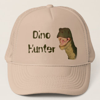 T-Rex Dino Hunter Hat