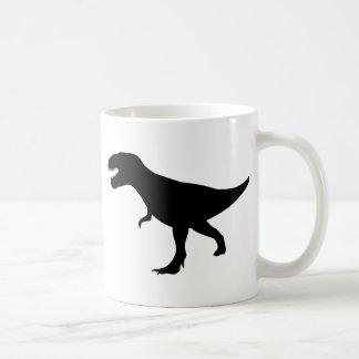 T Rex Dinosaur Coffee Mug