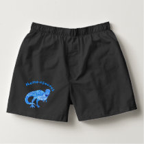 T-Rex Dinosaur Colorful Prehistoric Animal Boxers