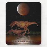 T-Rex Dinosaur mousepad