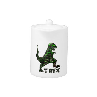 T Rex Dinosaur Multiple products selected Teapot