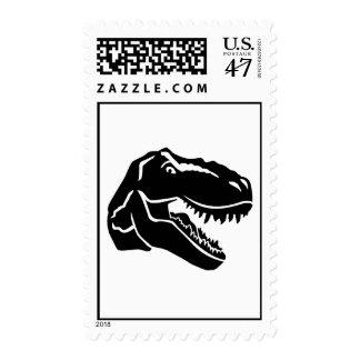 T-Rex dinosaur Postage