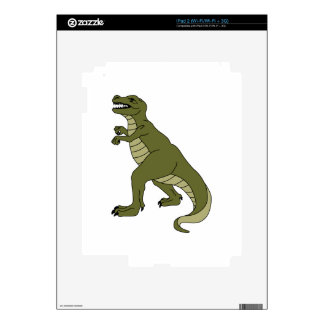 T REX DINOSAUR SKINS FOR THE iPad 2