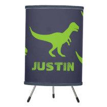 T rex dinosaur table lamp decor for boys nursery