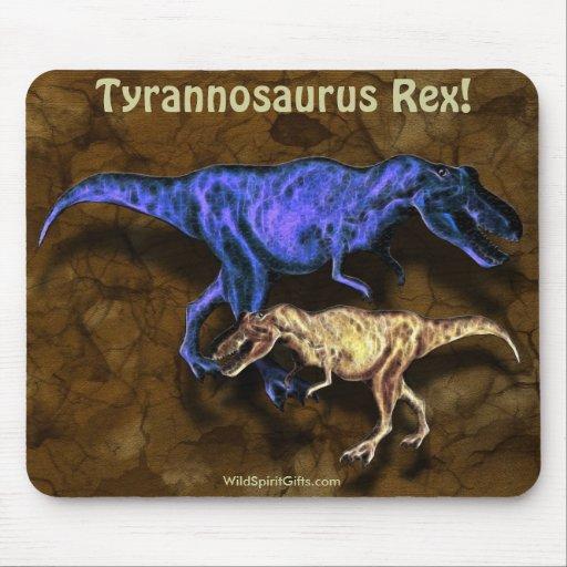 T-Rex Dinosaurs Mousepad