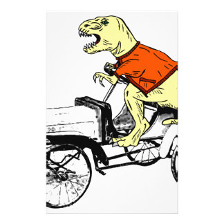 T-Rex Driver Stationery
