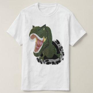 T-Rex estalló 2 Playera