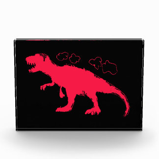 T-Rex #FF0033 sólido