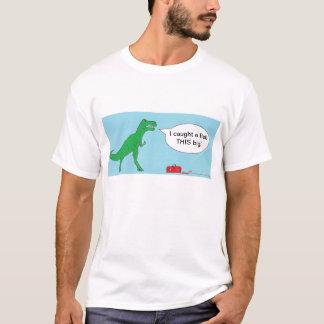 T-Rex Fishing T-Shirt