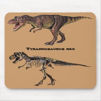 T-rex Flesh-n-Bone Mousepad