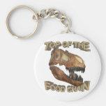 T-rex / Food Chain Key Chain