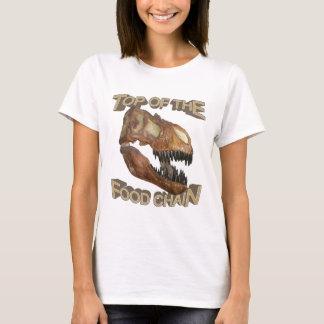 T-rex / Food Chain T-Shirt