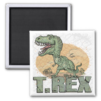 T Rex Gift Ideas by Mudge Studios Magnet