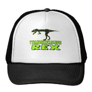 T-Rex Gorros Bordados