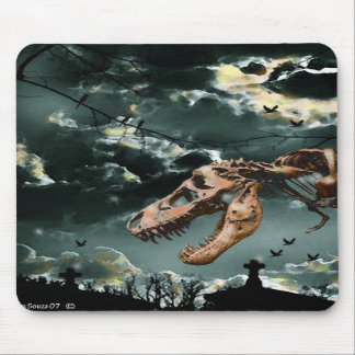 T Rex Graveyard- Mousepad