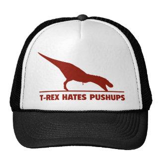 T-REX HATES PUSHUPS HAT