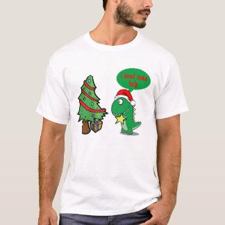 T-rex hates X-mas T-Shirt.png T-Shirt