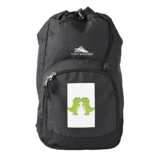 T-Rex Hug...So Close High Sierra Backpack