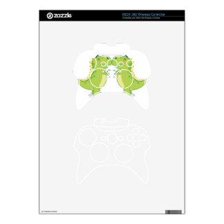 T-Rex Hug...So Close Xbox 360 Controller Skin