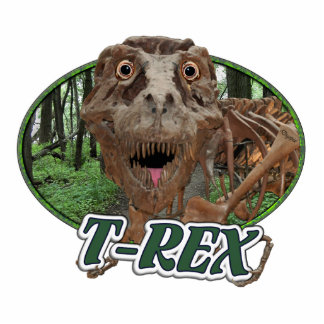 T-Rex Imán Fotoescultura