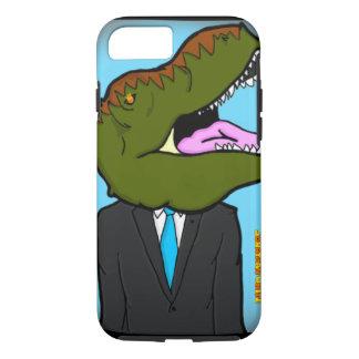 T-Rex in a Suit iPhone 7 Case