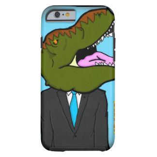 T-Rex in a Suit Tough iPhone 6 Case