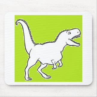 T-Rex-ing Mouse Pad