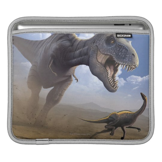 T Rex iPad Sleeve