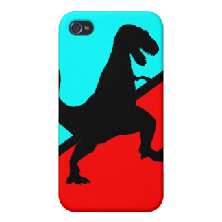 ¡T-Rex! iPhone 4/4S Fundas