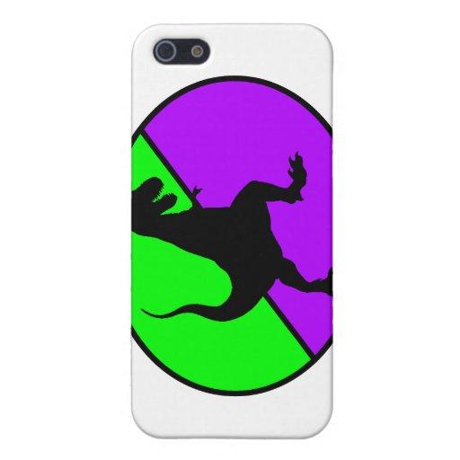 ¡T-Rex! iPhone 5 Carcasa