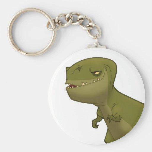 T-Rex Keychain