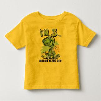 T Rex KId Toddler T-shirt