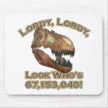 T-rex/Lordy Tapete De Ratones