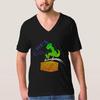 T-Rex Loves Box Jumps T-shirt