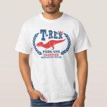T-Rex Loves Push-Ups T-Shirt