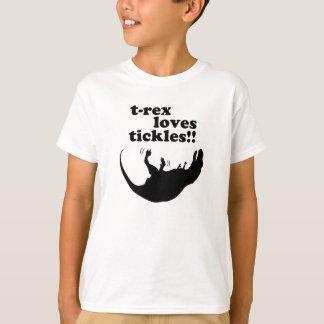 T-Rex loves Tickles! T-Shirt
