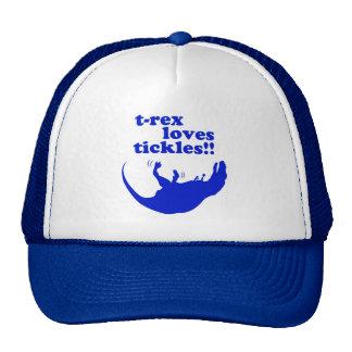 T-Rex Loves Tickles! Trucker Hat