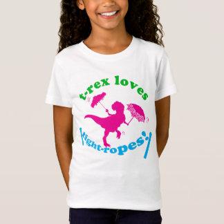T-Rex Loves Tightropes! T-Shirt