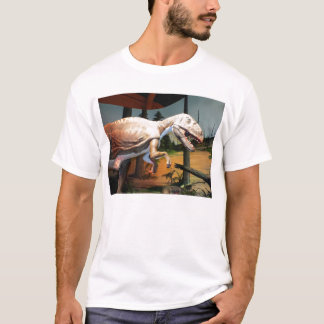 T rex model T-Shirt