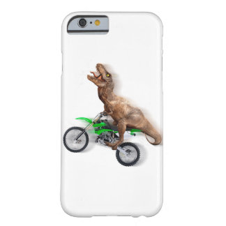 T rex motorcycle - t rex ride - Flying t rex Barely There iPhone 6 Case