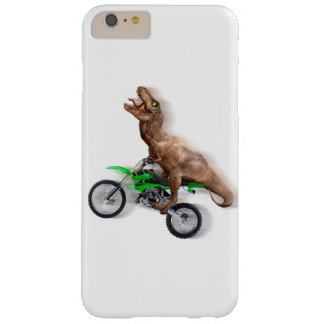 T rex motorcycle - t rex ride - Flying t rex Barely There iPhone 6 Plus Case