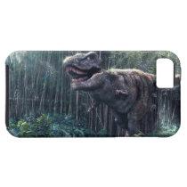T-Rex on hunt iPhone SE/5/5s Case