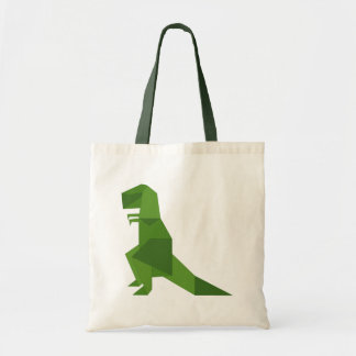 T-Rex Origami Bag