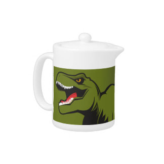 T-Rex Personalized items Teapot