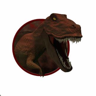 T-Rex Photo Sculpture Magnet