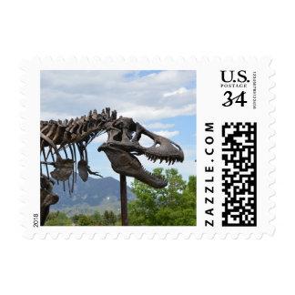 T-Rex Postage